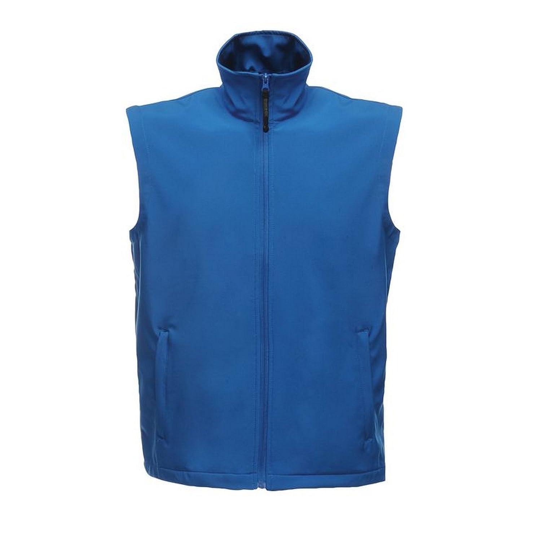 Regatta Professional - Veste sans Manches en Softshell - Homme Bleu Oxford
