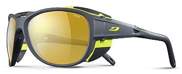 d68abc4d83 Julbo Explorer 2.0 - Gafas de Sol, Hombre, Color Gris Mat/Vert ...