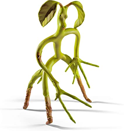 FANTASTIC BEASTS BENDABLE BOWTRUCKLE NOBLE COLLECTION NN5006 UK SELLER PICKETT