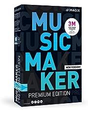 Music Maker - 2020 Premium Edition - Mehr Sounds. Mehr Möglichkeiten. Einfach Musik machen.|Premium|Mehrere|Limitless|PC|Disc|Disc