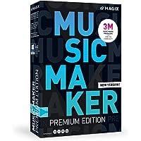 Music Maker - 2020 Premium Edition - Plus de sons. Plus de possibilités La création musicale pour tous !|Premium|several|endless|PC|Disque
