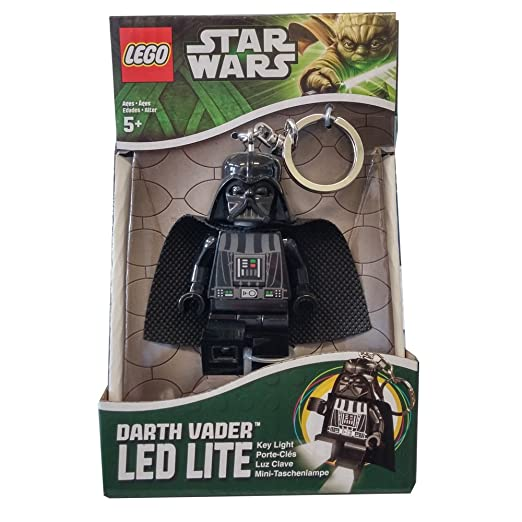 28 opinioni per Star Wars- Portachiavi Torcia Darth Vader