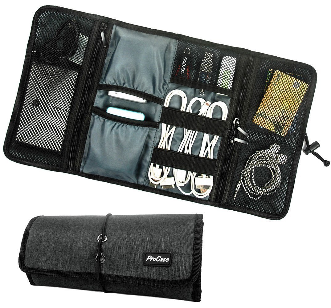 Travel Accessory Organiser Bag