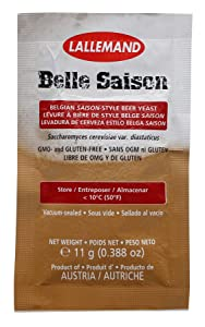 Lallemand Belle Saison Ale Brewing Yeast (11 Gram)