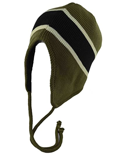 Headers Men s Peruvian Cotton Beanie Knit Hat (Olive Green) at Amazon Men s  Clothing store  638ce18282ed
