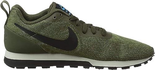 Nike MD Runner 2 Eng Mesh, Chaussures de Running Compétition