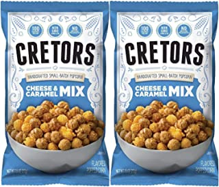 product image for G.H. Cretors The Mix Popped Caramel & Real Cheddar Cheese Pop Corn 7.5 oz. (Pack of 2)