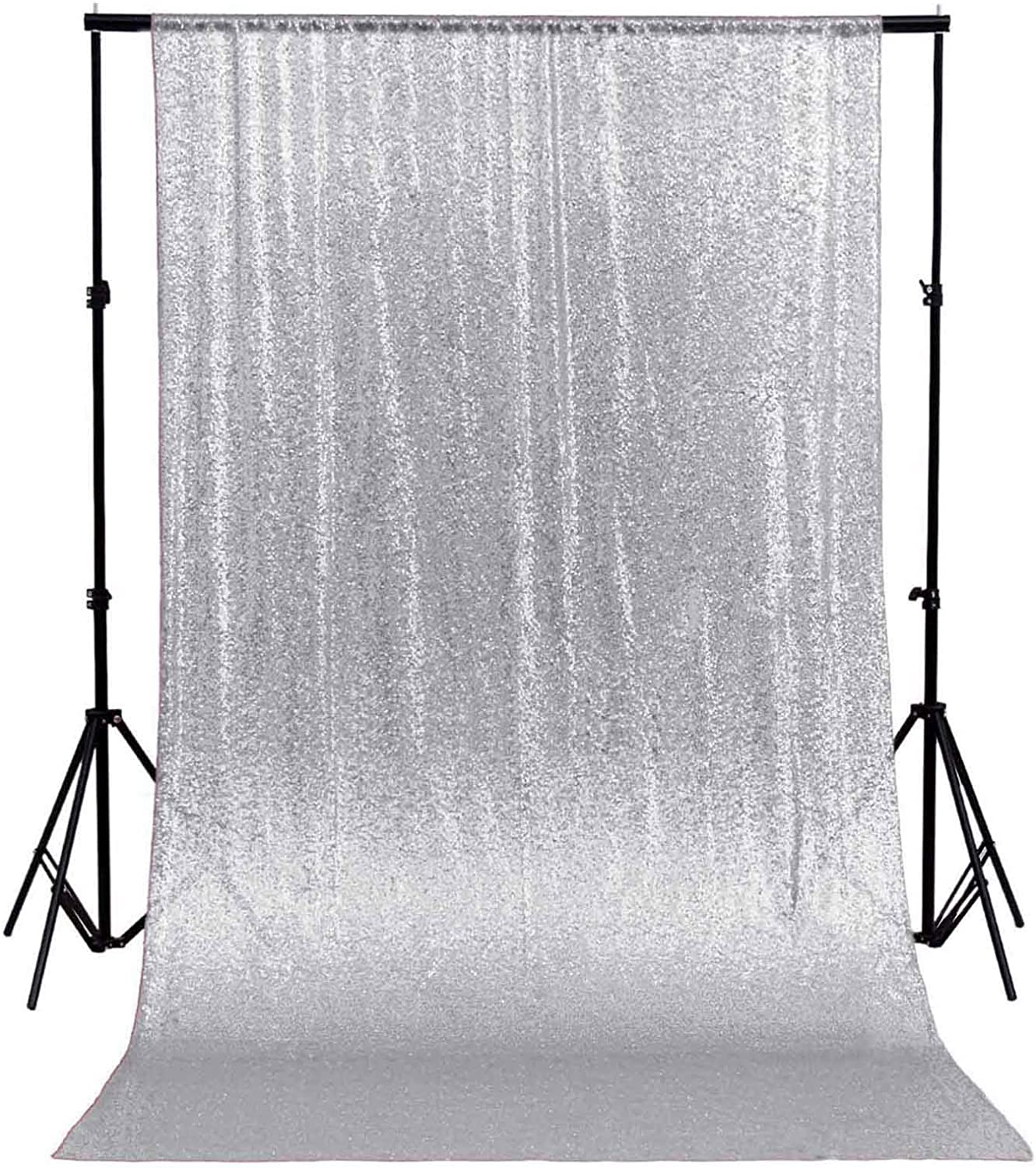 9x6FT Photo Booth Studio Props LYLU196 Wine Glass Shiny Black Background Cocktail Party Photography Backdrop