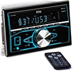 BOSS Audio Systems 820BRGB Multimedia Car Stereo - Double Din, Bluetooth