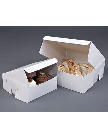 Cajas para tartas | Amazon.es