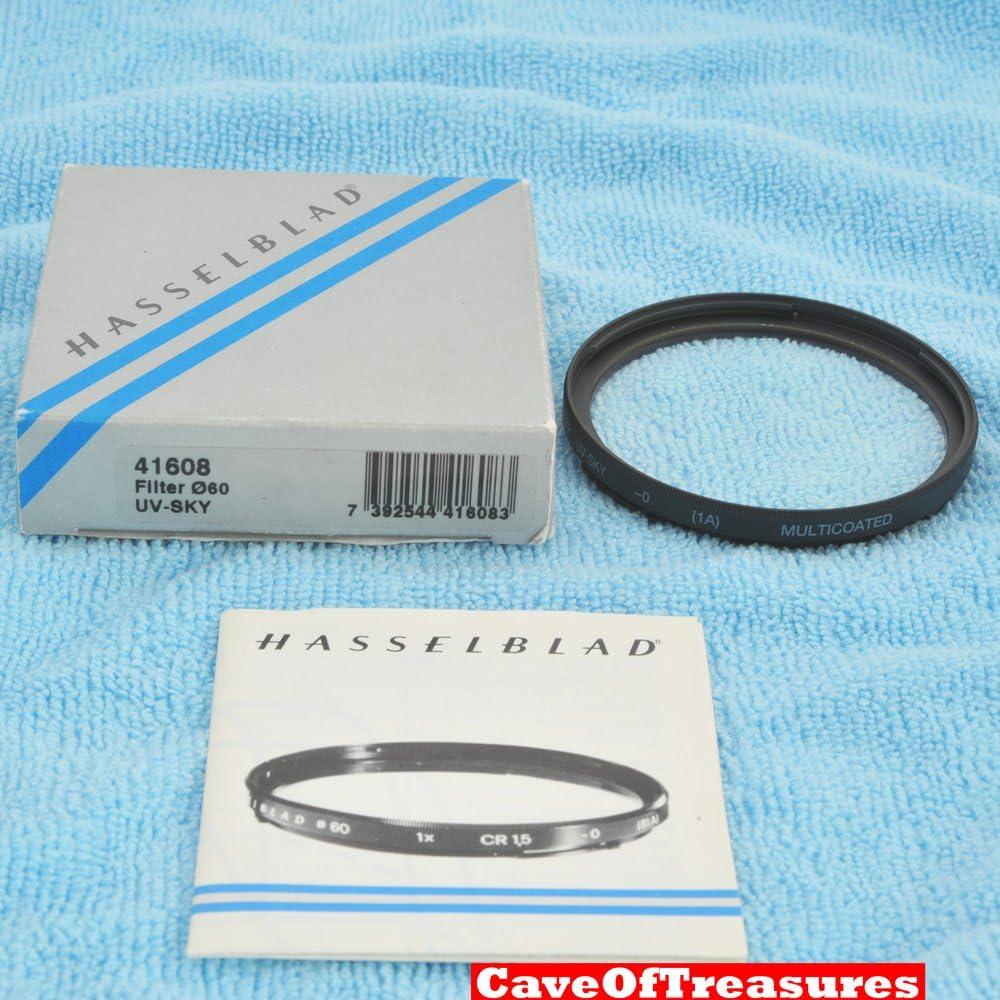 MINT IN BOX HASSELBLAD B60 Multicoated 51608 UV Filter,original manual,case