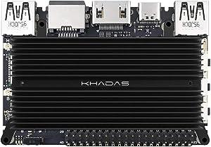 khadas Passive Vim Heatsink for Single Board Computer of VIM1 /VIM2 /VIM3 /VIM3L/ Edge-V/DIY Case