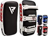 RDX Muay Thai Pad for Training | Curved Kickboxing