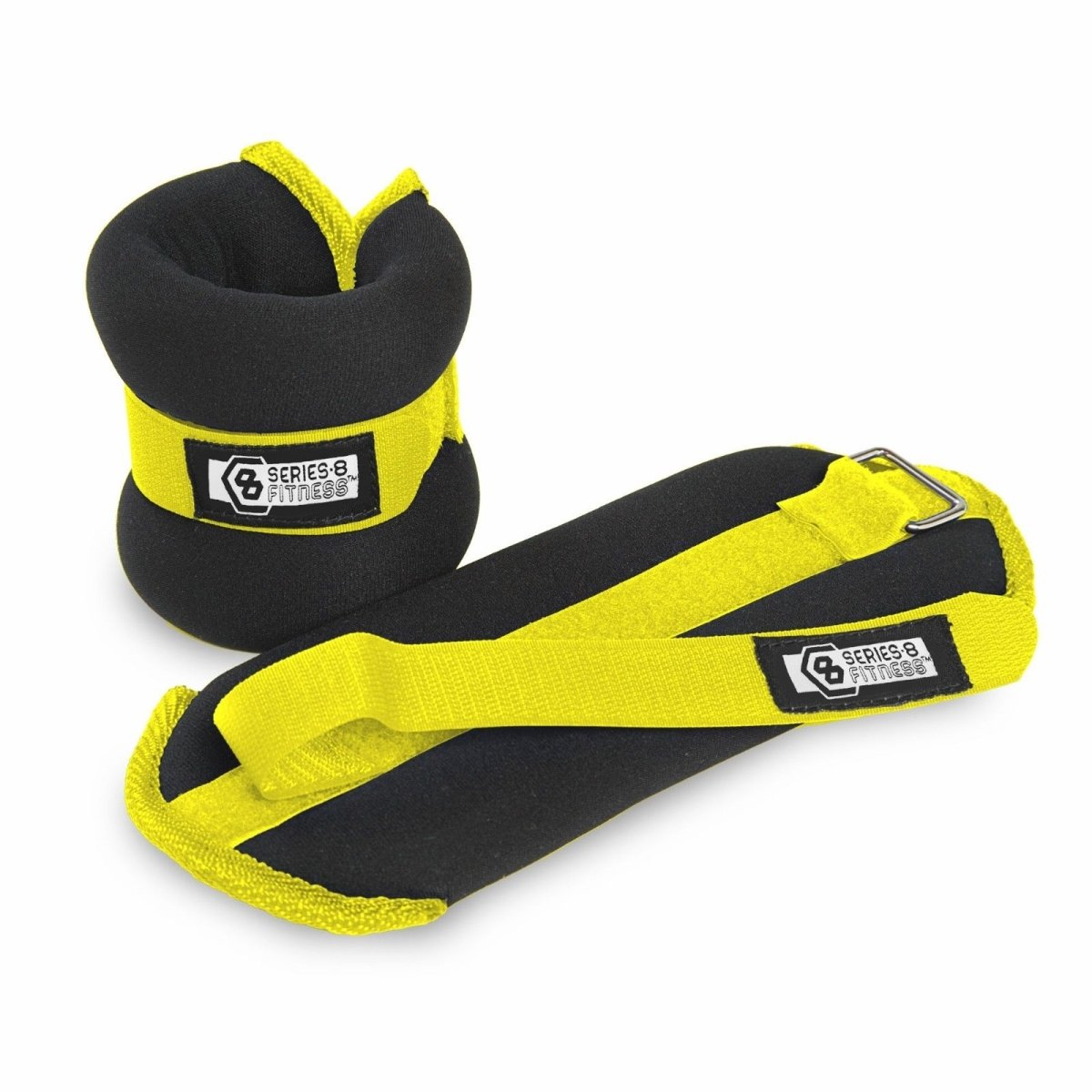 Pure Fitness 1 lbs. Adjustable Ankle Weights