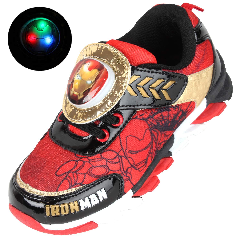 The Avengers Iron Man Tops Converse All Star Schuhe Schwarz