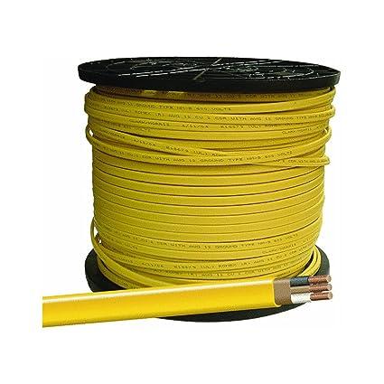 Southwire Building Wire 12 Ga / 2 Conductor 20 Amp 600 V 90 Deg C ...