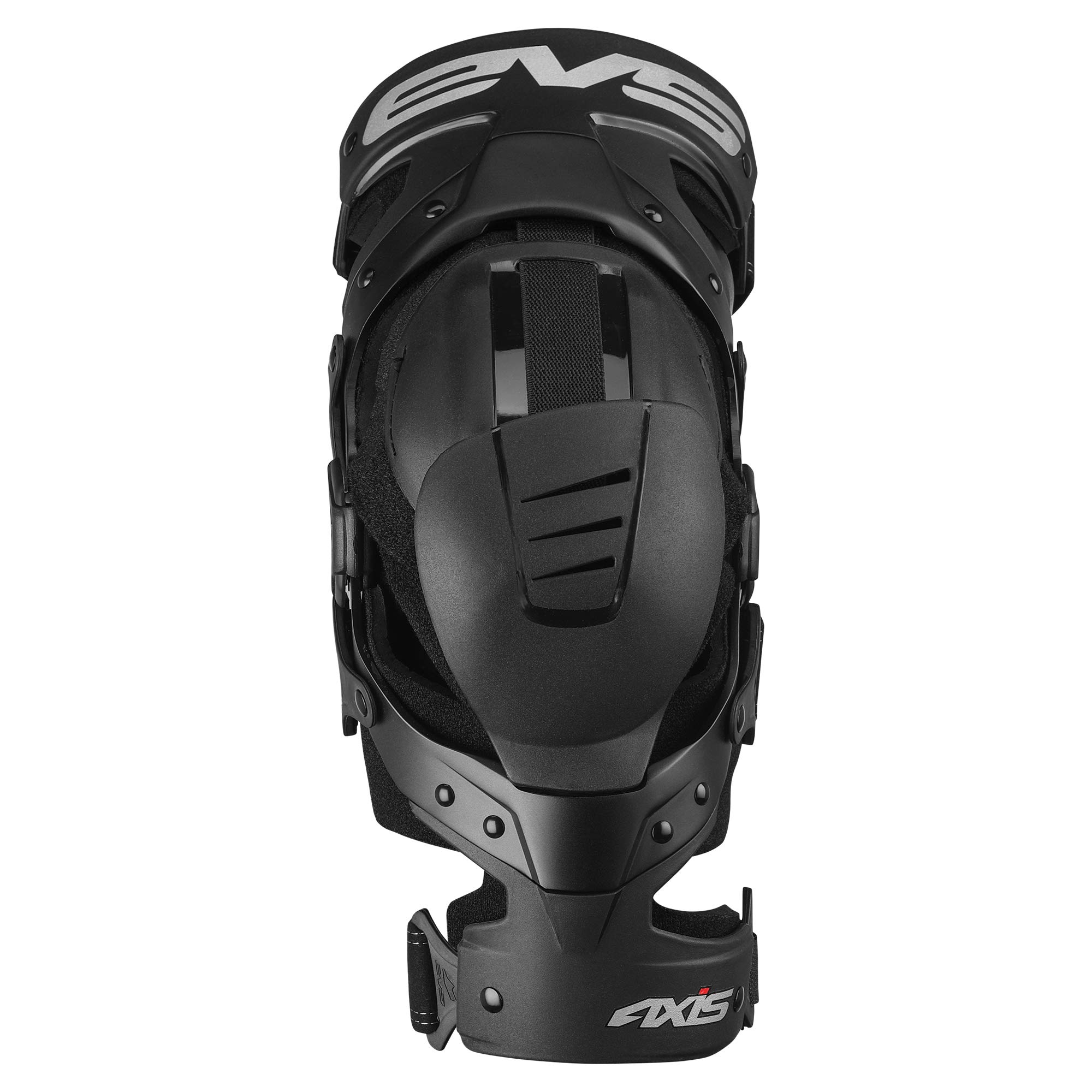 EVS Sports Unisex-Adult Axis Sport Knee Brace - Pair (Black, Large, 2 Pack by EVS Sports (Image #2)