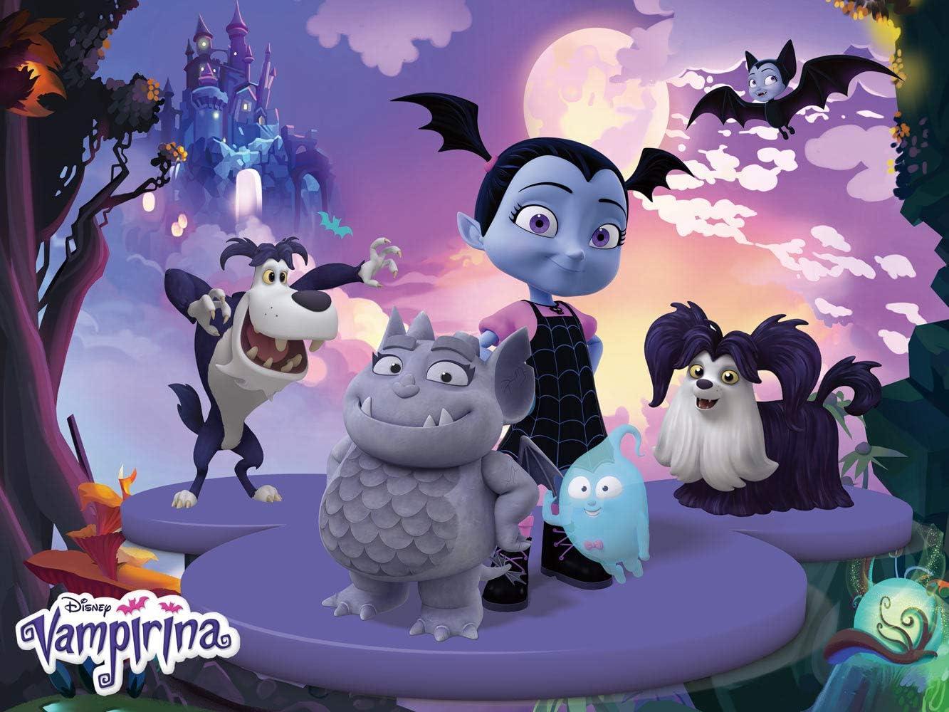 vampirina party photo inspiration
