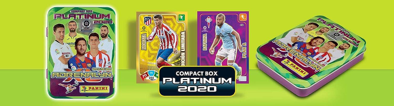 Adrenalyn XL Compact box Platinum 2019-2020