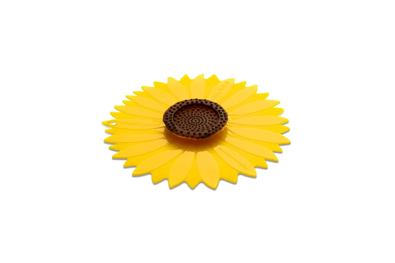 Charles Viancin Sunflower Drink Cover Set/2 1105