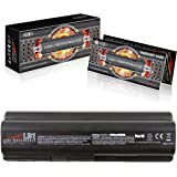 LB1 High Performance Battery for HP G71-340US Laptop Notebook Computer PC [12-Cell Li-ion 10.8V] 18 Months Warranty