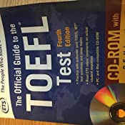 Edition to test toefl 4th official guide pdf the