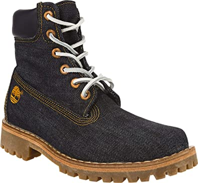 Timberland Ltd Fabric 6in G7r, Bottes & Bottines Classiques