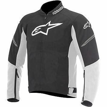 Alpinestars Viper Air - Chaqueta de motociclism, talla L, color:negro/blanco
