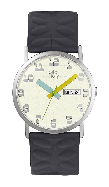 Orla Kiely Damen-Armbanduhr OK2133