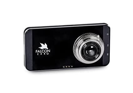 Amazon.com: Falcon Zero Touch HD Dash Cam 1080P a 24 – 7 de ...