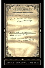 Charles McClung {1782-1847}: Genealogy Records Paperback