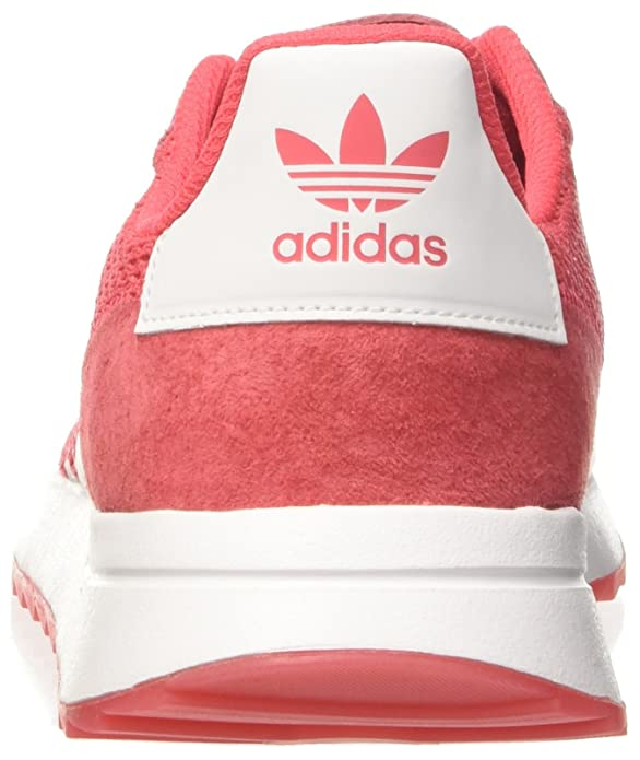 pretty nice 2830f a79ef adidas Women s Flashback Low-Top Sneakers  Amazon.co.uk  Shoes   Bags