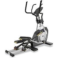BH Fitness FDC20 Dual G865N Vélo elliptique magnétique volant d'inertie de 35 Kg et foulée de 51 cm
