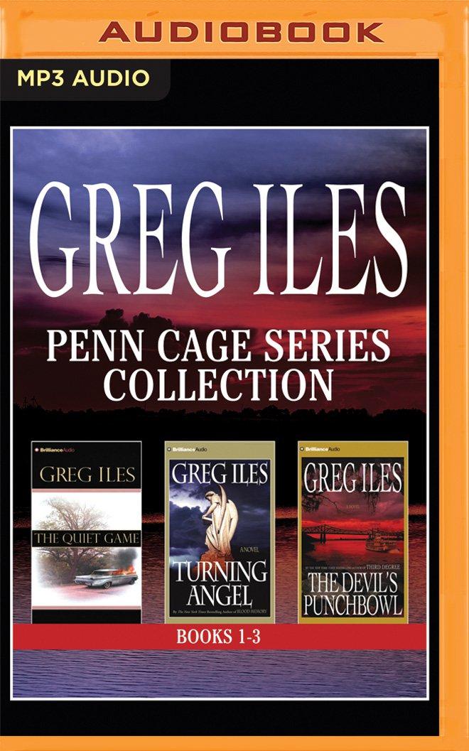Read Online Greg Iles - Penn Cage Series: Books 2 & 3: Turning Angel, The Devil's Punchbowl (Penn Cage Novels) pdf