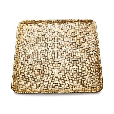 Michael Aram Palm Square Plate