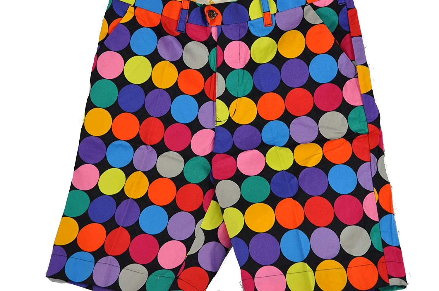Loudmouth Golf Shorts Disco Ballsブラック36 Loud Mouth B001KW92XS