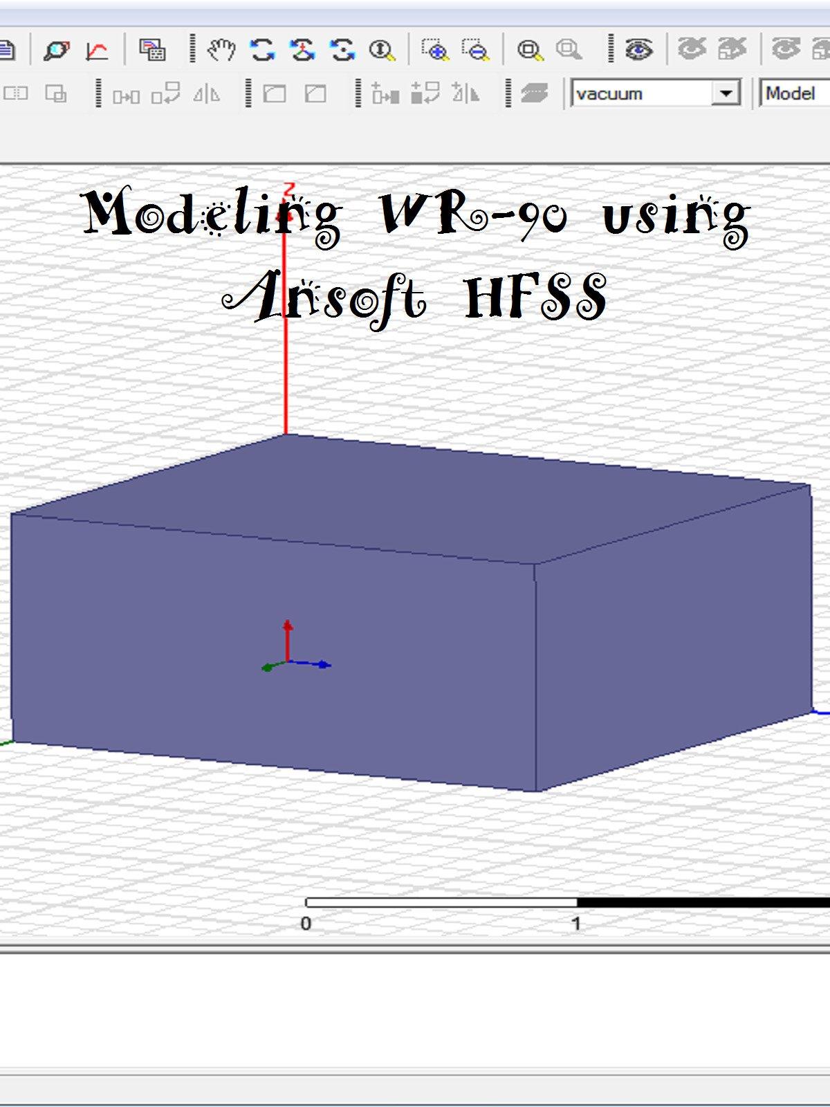 Amazon com: Watch Modeling WR-90 using Ansoft HFSS | Prime Video
