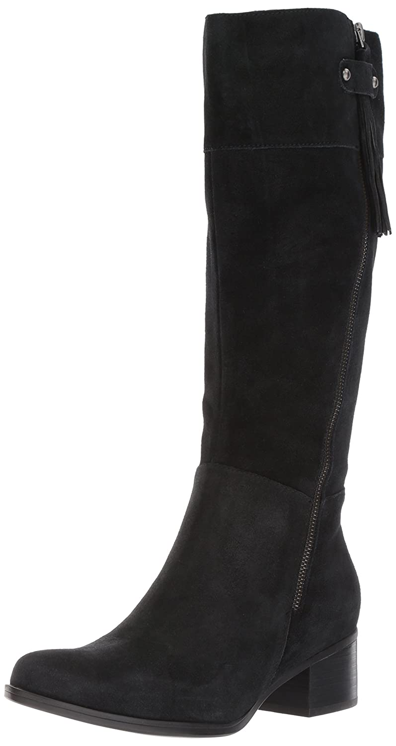 Naturalizer Women's Demi Riding Boot B071P4CBTL 7.5 2W US|Black