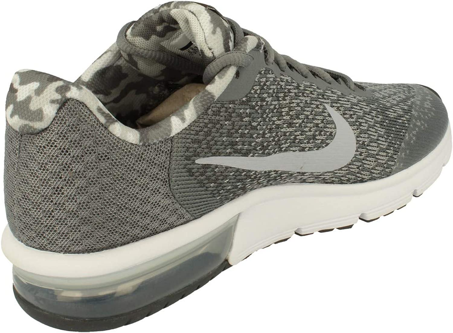 Nike Air Max Sequent 2 BG, Sneakers Basses Homme