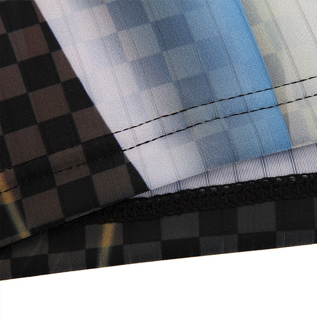 6.5cm HochleistungsschallabsorberBrushed Pro S Akustikbild 58 58 Cremewei/ß