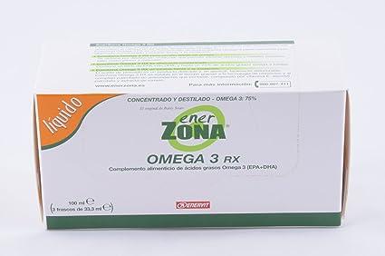 OMEGA 3 RX LIQUIDO 3 X 3.33 ML