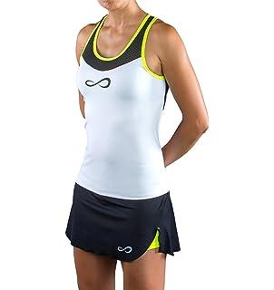ENDLESS Minimal Thunder Falda de Tenis, Mujer: Amazon.es ...