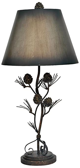 Iron twig table lamp ciaer100 nature lamp amazon iron twig table lamp ciaer100 mozeypictures Image collections