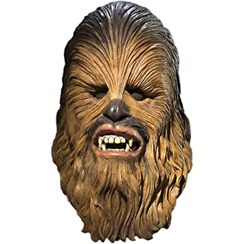 Rubies - Star Wars Latex Mask Chewbacca (máscara/careta)
