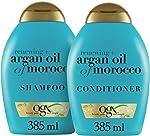 OGX Renewing + Argan Oil of Morocco Shampoo & Conditioner Set,