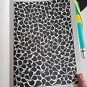 bolsillo interior versi/ón ic/ónica cuaderno de tapa dura A5 sin sangrado Scribbles That Matter Diario con puntos para crear tu propia vida organizadora papel apto para plumas estilogr/áficas