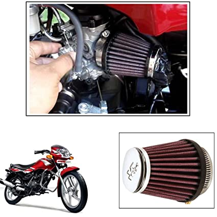 Vheelocityin K N Rc 1060 Air Filter Universal For All Bikes For Tvs