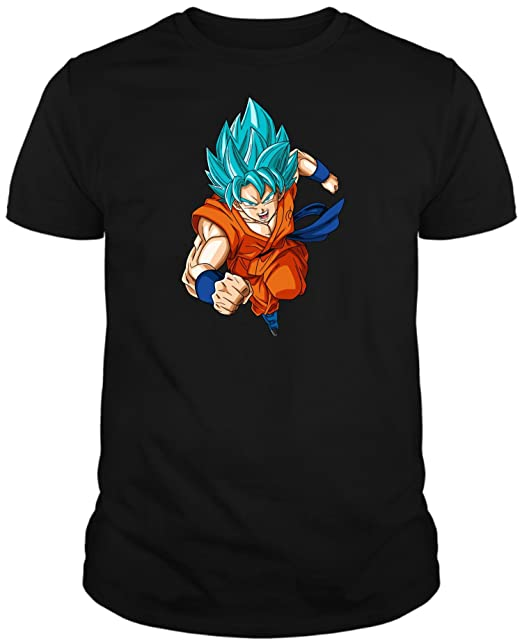 Camiseta de NIÑOS Dragon Ball Son Goku Anime Vegeta Piccolo Akira Toriyama: Amazon.es: Ropa y accesorios