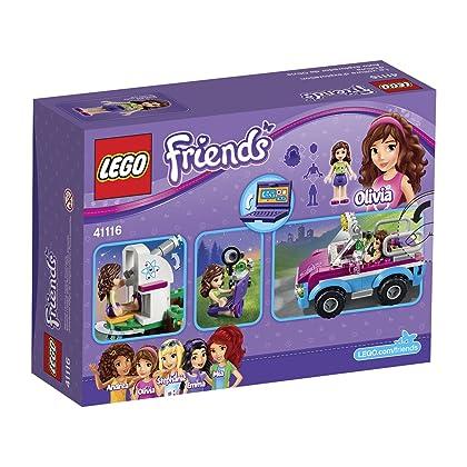 LEGO Friends Olivia's Exploration Car 41116