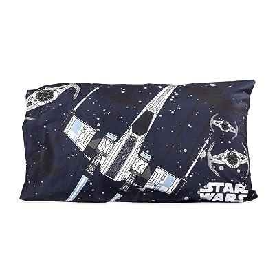 Star Wars Kids Standard Size Pillowcase 20 x 30 Inch [Dark Blue]: Home & Kitchen